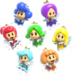 Fairy Group Artwork - Super Mario 3D World