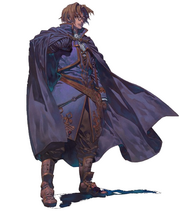 Lezard Valeth