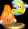 Mr Shine and Mr Bright Trophy SSBRiot