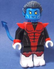 Nightcrawler (Lego Batman 4)
