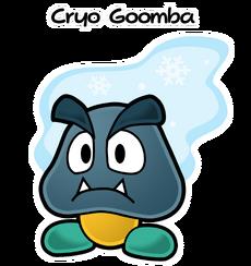 Cryo Goomba