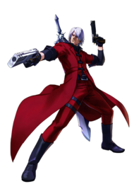 Dante (Project X Zone)