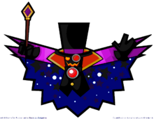 Dark count bleck by delgatron-d37mx5w