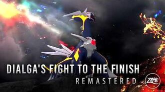 Dialga's Fight to the Finish (Remastered) Pokémon Mystery Dungeon 2-1
