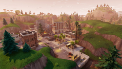 Fortnite TiltedTowers