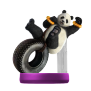 Sfw panda amiibo