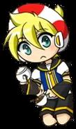 Toad Kagamine Len 3