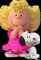 Unjustice Sally & Snoopy 1