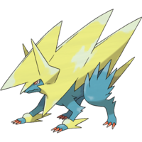310Mega Manectric