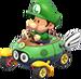 Baby Luigi MK8 Icon