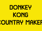 Donkey Kong Country Maker