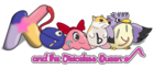 Kirby and the Voiceless Queen Logo