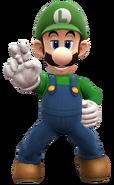Luigi Yeah for me Luigi