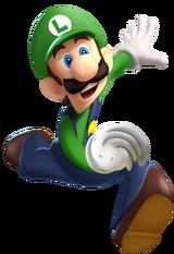 Rubber Luigi