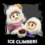 SSBEndeavor IceClimbers