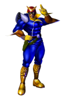 Captain Falcon F-Zero GX