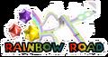 MKG Rainbow Road Wii
