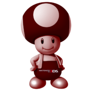 Nintendo 3DS Toad
