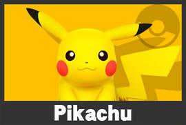 Pikachu mugshoot