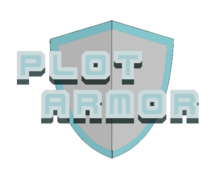 Plot Armor anime logo v2