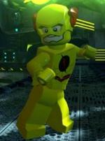 Professor Zoom (Lego Batman 4)