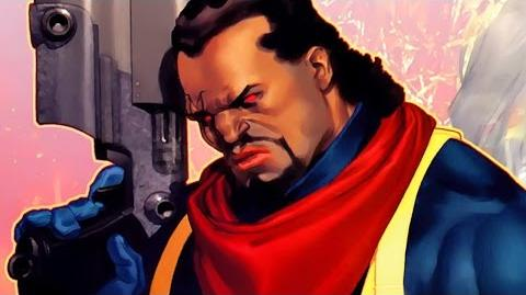 Superhero Origins Bishop