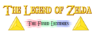 The Legend of Zelda The Fused Destinies Logo