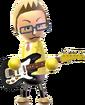 Wii Music musician