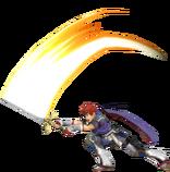 1.6.Roy swinging his sword 3