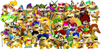 All Koopalings 2015