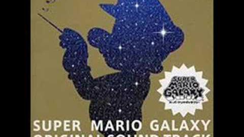 Beach Bowl Galaxy (Super Mario Galaxy)