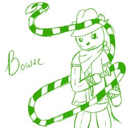 Bowie Scy Sketch