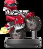 Excitebiker Amiibo SSBA