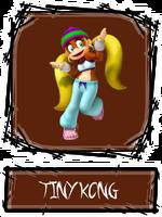 Tiny Kong SSBR