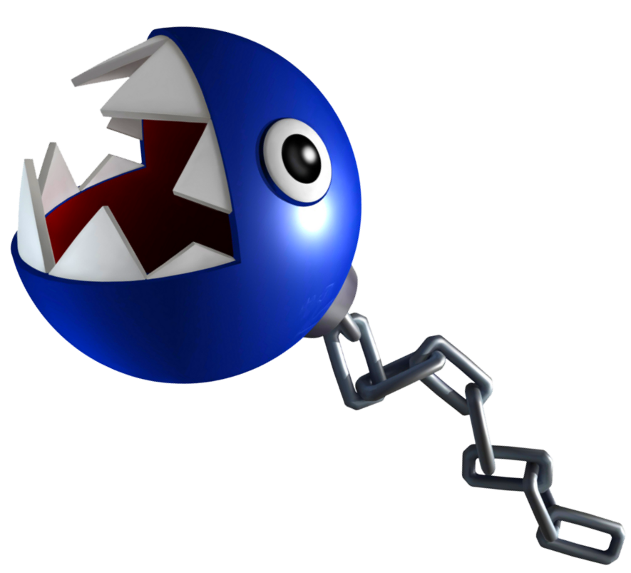 Chain Chomp   Projects to Try   Pinterest   Sprites and Video games