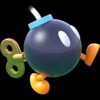 Bob-Omb Item