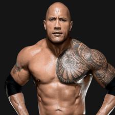 Dwayne The Rock Johnson pro