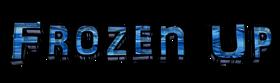 FROZENUP logo