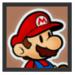 JSSB Character icon - Paper Mario