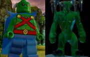Martian Manhunter (Lego Batman 4)