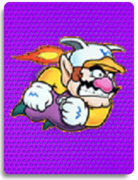 PowerCardWario JetPot