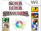 Super Duper Smash Bros.