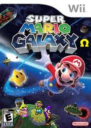 Super Mario Galaxy Ω