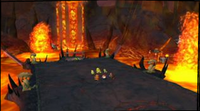The Lava Pit