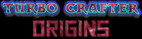 Turbo Crafter Origins Logo