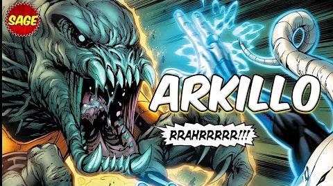 Who is DC Comics Arkillo? A Lesson In Fear