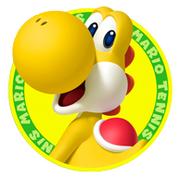 Yellow Yoshi MSM2