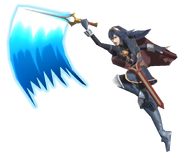 1.7.Lucina swinging her sword 3