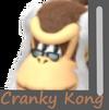 Cranky Kong Image