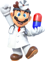 Dr. Mario 1 - Dr. Mario World